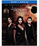 The Vampire Diaries: Season 6 [Blu-ray]