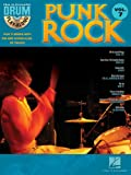 Drum Play-Along Volume 7 Punk Rock Drums Book/Cd (Hal Leonard Drum Play-Along)