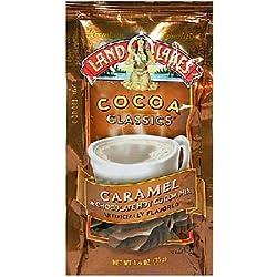Land O Lakes, Cocoa Mix Classic Caramel, 1.25-Ounce (12 Pack)