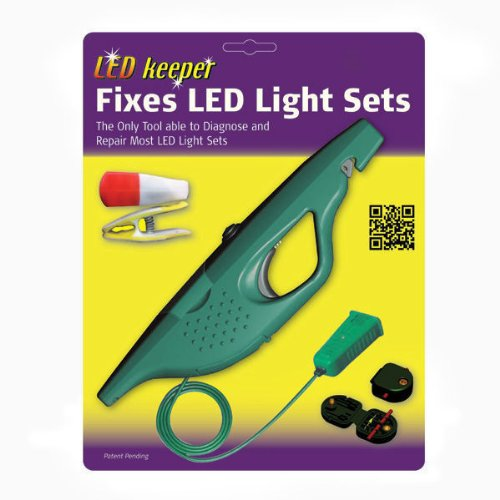 led keeper led christmas light strings tester tests and repairs led light strings