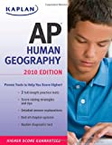 img - for Kaplan AP Human Geography 2010 book / textbook / text book