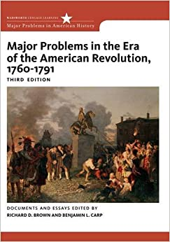 American Revolution Essay Outline