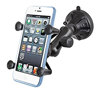 The Best  Ram Mount X-Grip Composite Twist Lock Suction Cup Mount