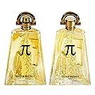 Givenchy Pi for Men Gift Set Eau de Toilette 3.3 Fl.oz and After Shave lotion 3.3 Fl.oz