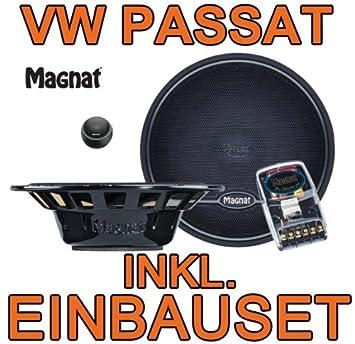 VW passat 3B 3BG & haut-parleurs magnat pro selection 216-parleurs 2 voies 16 cm 2