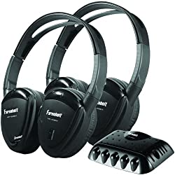 POWER ACOUSTIK - PR SWIVEL HEADPHONES