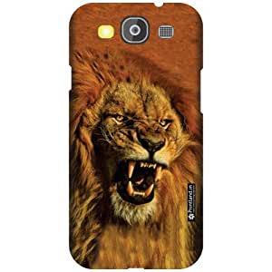 Printland Designer Back Cover for Samsung Galaxy S3 Neo - Anger Case Cover