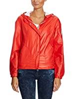 FRENCH COOK Chaqueta Impermeable Raincoat (Rojo Claro)