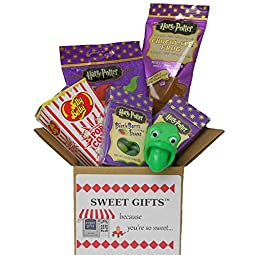 Harry Potter Sweet and Nasty Fun Gift Set 2nd Edition - Designed by SWEET GIFTS