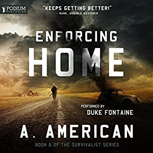 Enforcing Home Audiobook