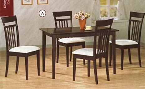 Wood Table Dining Room Set And Kitchen Chairs Chair
