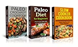 Diet and Nutrition: Paleo Diet for Beginners, Paleo Crockpot and Slow Cooker Bundle 3 (Diets & Weight Loss, Nutrition, Healthy, Weight Loss,Paleo, Paleo … for beginners, paleo slow cooker, COOKING,)
