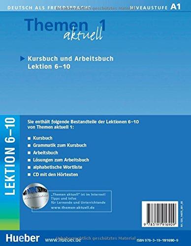 THEMEN AKTUELL 1. KURSBUCH (INCLUYE 2 CDS AUDIO)