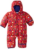 Columbia Unisex-baby Infant Snuggly Bunting, Afterglow Fox Print, 24 Months