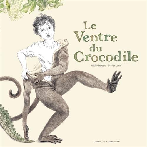 Le ventre du crocodile