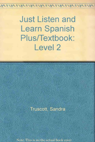 Just Listen and Learn Spanish Plus
