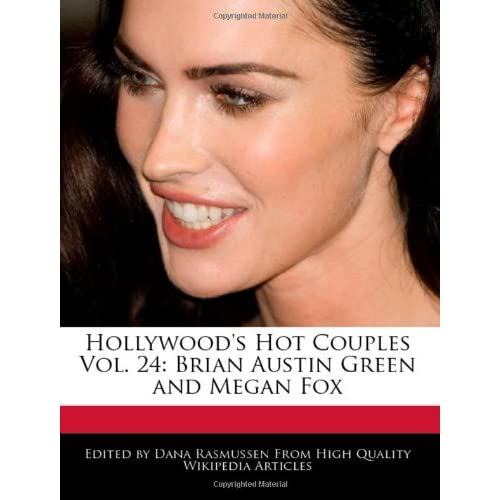 Hollywood\'s Hot Couples Vol. 24: Brian Austin Green and Megan Fox