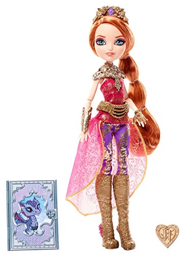 Mattel Ever After High Bambole Dragon Games Ntflx Tv Dhf33 Dhf37