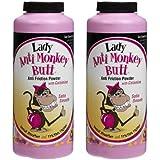 Anti Monkey Butt Lady Powder 6 oz. - 2 Pack
