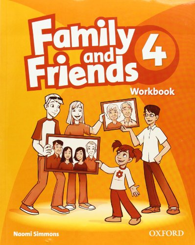 Family and Friends: 4: Workbook