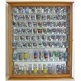 110 Shot Glass Display Case Cabinet Holder Rack