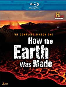 How the Earth Was Made - Season 1 [Blu-ray]