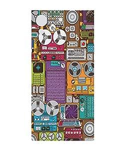 Techno Gadgets Back Cover for HTC Desire 626