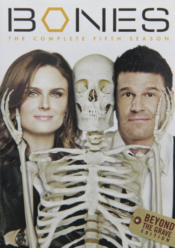 DVD : Bones: The Complete Fifth Season (, Dolby, AC-3, Widescreen, 6 Disc)