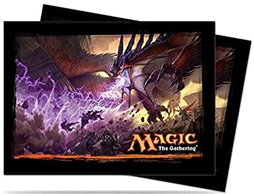 Magic: the Gathering - Dragons of Tarkir - Dragons of Tarkir Key Art Deck Protector - 1