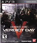 Armored Core: Verdict Day - Nintendo 3DS