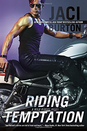 Image of Riding Temptation (A Wild Riders Novel)