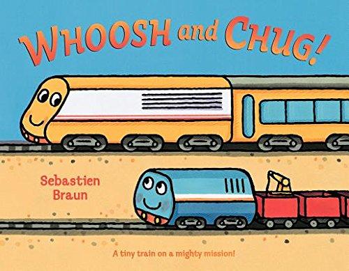 Whoosh and Chug![WHOOSH & CHUG][Hardcover] PDF