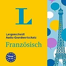 Langenscheidt Grundwortschatz Französisch Hörbuch von  div. Gesprochen von:  div.