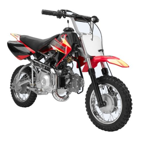 NEW BAJA DIRT RUNNER DR50 50CC Gas Mini Bike/Motorcycle