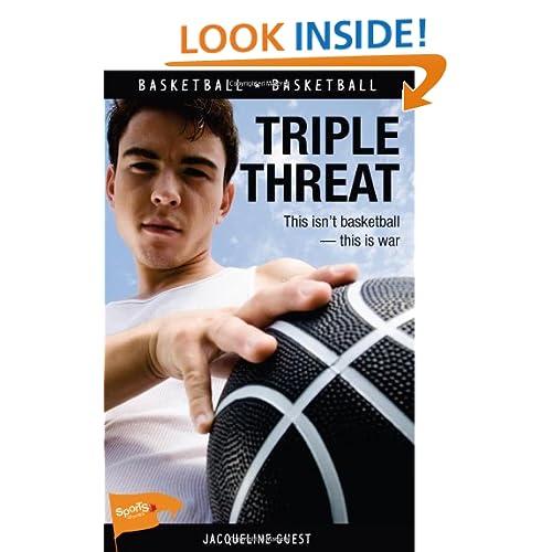 Triple Threat (Lorimer Sports Stories)