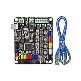 BIQU MKS-BASE V1.4 Plate Controller Board for 3D Printer Ramps 1.4