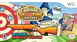 Arcade Shooting Gallery with Blaster Bundle