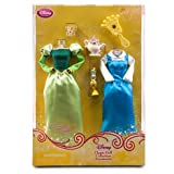 Princess Belle Classic Doll Collection Accessory Set -- 6-Pc.