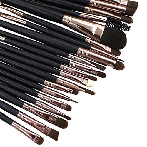 20pcs-make-up-sets-soft-powder-foundation-eyeshadow-eyeliner-lip-makeup-brushes-in-black