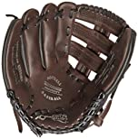 Buy Sportime Genuine Leather Baseball Glove - Adult 13 inch - For Left Handed Thrower by Sportime