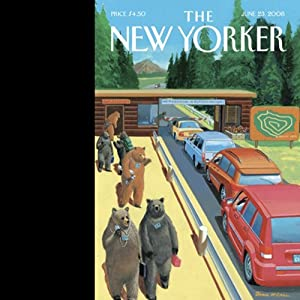 The New Yorker, June 23, 2008 (Peter J. Boyer, John Seabrook, George Saunders) | [Peter J. Boyer, John Seabrook, George Saunders]