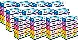 【ケース販売】 クリネックス ティシュー 5箱パック 360枚(180組) ×12パック