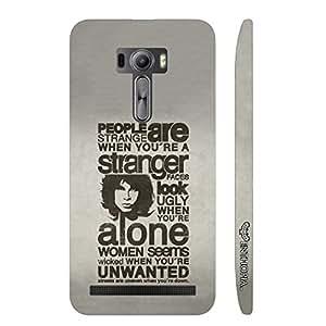 Enthopia Designer Hardshell Case Jim's Mantra Back Cover for Asus ZenFone Selfie