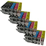20 CiberDirect Compatible Ink Cartridges for use with Canon Pixma iP4300 Printers.
