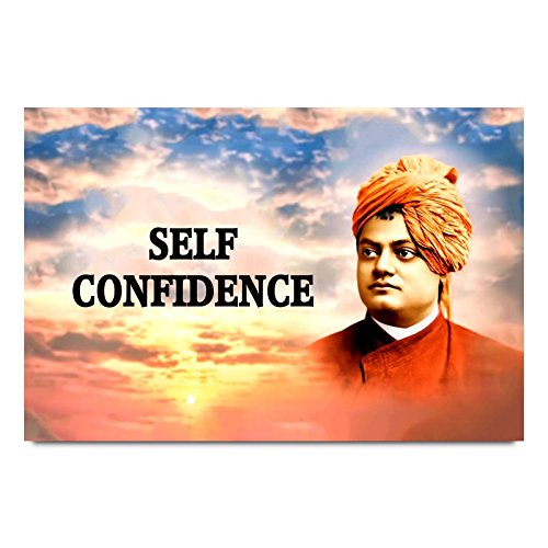 ezyPRNT Swami Vivekanand Quotes Printed Wall Poster (Size: 18x12 inch)  available at amazon for Rs.165