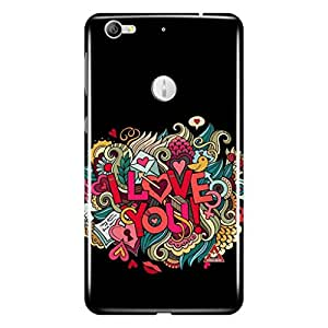 a AND b Designer Printed Mobile Back Cover / Back Case For Letv LeEco Le 1s (LE_1S_3D_3335)