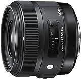 SIGMA 単焦点標準レンズ Art 30mm F1.4 DC HSM キヤノン用 APS-C専用 301545