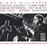 echange, troc Dizzy Gillespie - The trumpet summit meets the o