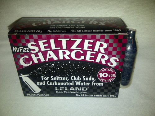 Seltzer Water Bottle front-642571