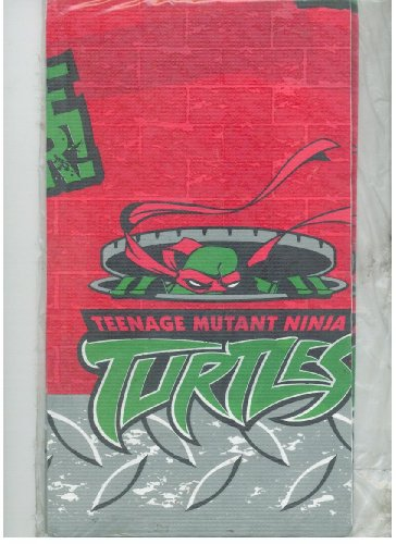 TMNT Teenage Mutant Ninja Turtles Table Cover